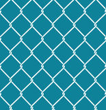 Άνευ ραφής σχέδιο Rabitz Διακόσμηση αλιείας με δίχτυα πλέγματος Φράκτης πλέγματος backg διανυσματική απεικόνιση