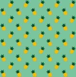 Άνευ ραφής σχέδιο ανανά Εκλεκτής ποιότητας ανανάς άνευ ραφής για την επιχείρησή σας Στοκ Φωτογραφίες