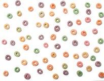 Άνευ ραφής σχέδιο δημητριακών φρούτων Στοκ φωτογραφία με δικαίωμα ελεύθερης χρήσης