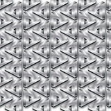 Άνευ ραφής σχέδιο μετάλλων διανυσματική απεικόνιση