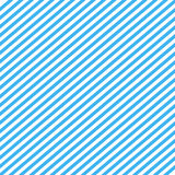 Άνευ ραφής σχέδιο με τα μπλε δίχρωμα χρώματα Διαγώνιο διάνυσμα υποβάθρου λωρίδων αφηρημένο Στοκ Φωτογραφίες