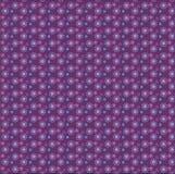 Άνευ ραφής σχέδιο με τα στοιχεία burgundy λουλουδιών του χρώματος Στοκ εικόνα με δικαίωμα ελεύθερης χρήσης