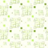 άνευ ραφής σχέδιο με το χρωματισμένο τετράγωνο Στοκ φωτογραφίες με δικαίωμα ελεύθερης χρήσης