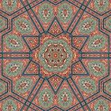 Άνευ ραφής σχέδιο 012 σχεδίων khayameya Στοκ Εικόνες