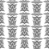 Άνευ ραφής σχέδιο ταπετσαριών Στοκ Φωτογραφία