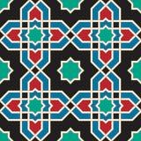 Άνευ ραφής σχέδιο τρία Arihah Στοκ εικόνες με δικαίωμα ελεύθερης χρήσης