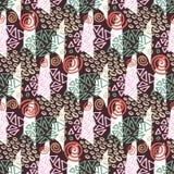Άνευ ραφής σχέδιο Hipster με τις συστάσεις χρώματος background computer fashion imitation screen Διάνυσμα για την τυπωμένη ύλη, ύ Στοκ φωτογραφία με δικαίωμα ελεύθερης χρήσης