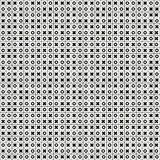 Άνευ ραφής σχέδιο toe TAC σπασμού (Noughts και σταυροί, Xs και OS) Στοκ φωτογραφία με δικαίωμα ελεύθερης χρήσης