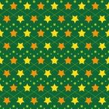 Άνευ ραφής σύσταση αστεριών ελεύθερη απεικόνιση δικαιώματος