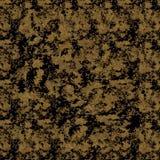 άνευ ραφής σύσταση Κίτρινο υπόβαθρο σχεδίων Grunge με την τριβή, τις ρωγμές και την αμβροσία Παλαιό εκλεκτής ποιότητας σχέδιο ύφο απεικόνιση αποθεμάτων