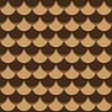 Άνευ ραφής σύσταση κώνων πεύκων διανυσματική απεικόνιση