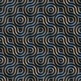 άνευ ραφής σύσταση μετάλλ&ome διανυσματική απεικόνιση