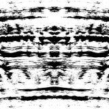 Άνευ ραφής σύσταση μελανιού Διανυσματική απεικόνιση grunge Στοκ Φωτογραφίες