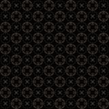 Άνευ ραφής σύσταση με τρισδιάστατο δίνοντας αφηρημένο fractal καφετί σχέδιο απεικόνιση αποθεμάτων