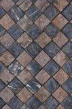 Άνευ ραφής σύσταση πατωμάτων μωσαϊκών Στοκ φωτογραφία με δικαίωμα ελεύθερης χρήσης