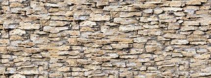 Άνευ ραφής σύσταση τοίχων πετρών ντεκόρ Στοκ φωτογραφία με δικαίωμα ελεύθερης χρήσης