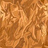 Άνευ ραφής σύσταση των καφετιών αιχμηρός-sharp-angled αριθμών Στοκ Εικόνες