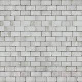 Άνευ ραφής σύσταση υποβάθρου cinderblocks Στοκ Εικόνα