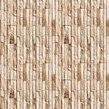 Άνευ ραφής σύσταση φωτογραφιών του τοίχου φραγμών πετρών Στοκ Εικόνες