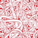 άνευ ραφής ταπετσαρία κεραμιδιών Στοκ Εικόνα