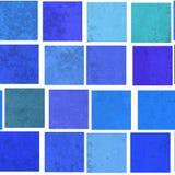 Άνευ ραφής τετραγωνικό σχέδιο συστάσεων στοκ εικόνα με δικαίωμα ελεύθερης χρήσης
