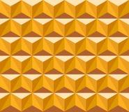 άνευ ραφής τρίγωνα προτύπων Στοκ Εικόνες