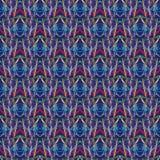 Άνευ ραφής υπόβαθρο, γραμμές χρώματος Στοκ Φωτογραφία