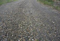 Άνευ ραφής υπόβαθρο κεραμιδιών πατωμάτων πετρών χαλικιών Μικτή τσιμέντο σύσταση πατωμάτων πετρών χαλικιών αμμοχάλικου Υγρό στρογγ Στοκ φωτογραφία με δικαίωμα ελεύθερης χρήσης