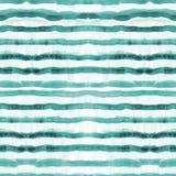 Άνευ ραφής υπόβαθρο με τα μπλε λωρίδες στοκ εικόνα
