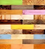 Άνευ ραφής υπόβαθρο με τα ξύλινα σχέδια Στοκ φωτογραφία με δικαίωμα ελεύθερης χρήσης