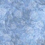 Άνευ ραφής υπόβαθρο με snowflakes Στοκ εικόνα με δικαίωμα ελεύθερης χρήσης
