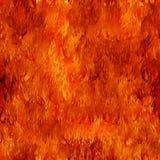 Άνευ ραφής υπόβαθρο πυρκαγιάς απεικόνιση αποθεμάτων