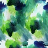 Άνευ ραφής υπόβαθρο 2 watercolor απεικόνιση αποθεμάτων