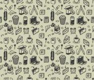 άνευ ραφής χαρτικά προτύπων
