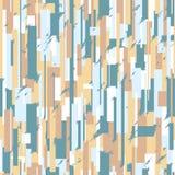 άνευ ραφής λωρίδες προτύπ&omeg Στοκ Εικόνα