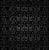Άνευ ραφής damask σχέδιο Στοκ φωτογραφία με δικαίωμα ελεύθερης χρήσης