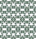 Άνευ ραφής floral διακοσμητικό διανυσματικό υπόβαθρο Στοκ εικόνες με δικαίωμα ελεύθερης χρήσης