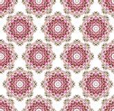 Άνευ ραφής floral διακοσμητικό διανυσματικό υπόβαθρο Στοκ Φωτογραφίες