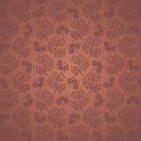 Άνευ ραφής Floral σχέδιο με τα έντομα (διάνυσμα) Στοκ φωτογραφίες με δικαίωμα ελεύθερης χρήσης