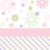 Άνευ ραφής floral σχέδιο, ταπετσαρία Στοκ Εικόνες