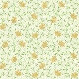 Άνευ ραφής floral   υπόβαθρο Στοκ Φωτογραφία