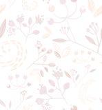 Άνευ ραφής floral υπόβαθρο Στοκ Εικόνα