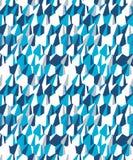 Άνευ ραφής hexagon γεωμετρικό σχέδιο σχεδίου abstract background striped ελεύθερη απεικόνιση δικαιώματος