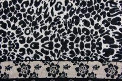Άνευ ραφής leopard πρότυπο δερμάτων Ελεύθερη απεικόνιση δικαιώματος