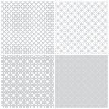 Άνευ ραφής pattern_set04 Στοκ Εικόνες