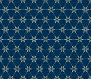 άνευ ραφής snowflakes προτύπων 10 eps ελεύθερη απεικόνιση δικαιώματος