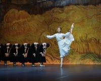Άνθος-μπαλέτο το κορίτσι από Arles Στοκ φωτογραφία με δικαίωμα ελεύθερης χρήσης