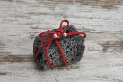 Άνθρακας Χριστουγέννων Στοκ φωτογραφίες με δικαίωμα ελεύθερης χρήσης