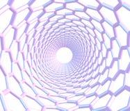 Άνθρακας nanotube Στοκ φωτογραφίες με δικαίωμα ελεύθερης χρήσης