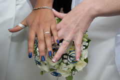 Άνθρωποι, έννοια ομοφυλοφυλίας, γάμου ομοφυλοφίλων και αγάπης Στοκ εικόνες με δικαίωμα ελεύθερης χρήσης